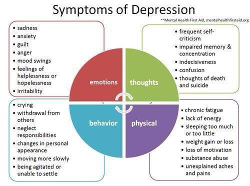 clinical depression a legitimate physical illness essay